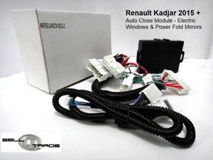Renault kadjar 2015 auto close module windows door mirrors ebay - Modulo chiusura automatica specchi retrovisori ...