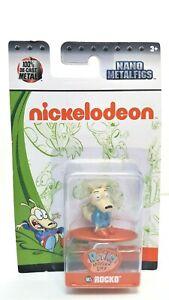 Nano Metalfigs Nickelodeon Rocko's Modern Life Rocko NK5