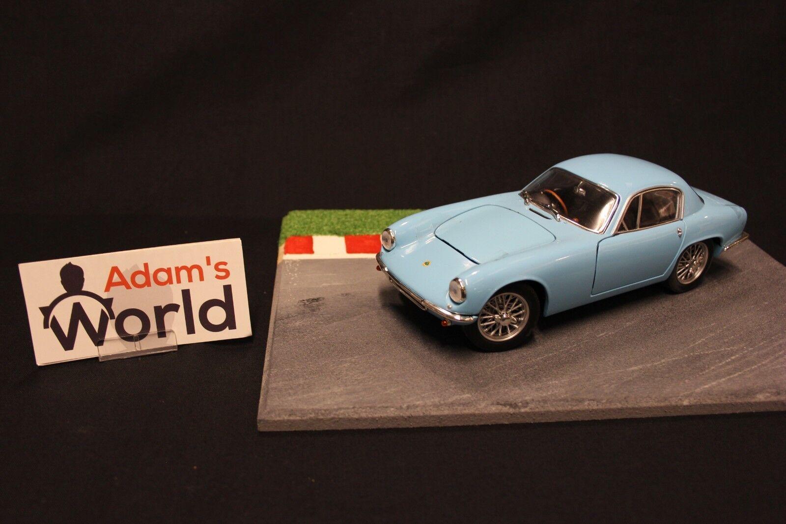 la mejor selección de Yatming Lotus Elite 1960 1 18 azul (MCC) (MCC) (MCC)  Entrega directa y rápida de fábrica
