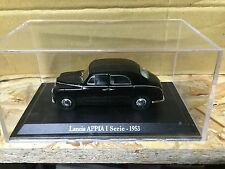 "DIE CAST "" LANCIA APPIA I SERIE  - 1953 "" + TECA RIGIDA BOX 2 SCALA 1/43"