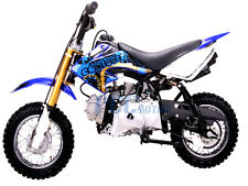 Free Shipping Coolster 213A New Blue110cc Fully Auto Kid/Youth Dirt Bike BLUE