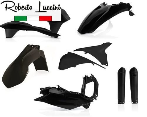 KTM Plastique Kit phrase full complet EXC 2016 ACERBIS 100/% MADE IN ITALY