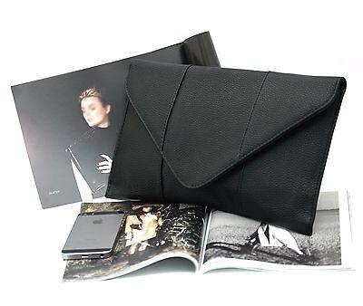 Vain Secrets© Damen Abendtasche Umschlag Clutch mit Schulterriemen Handtasche