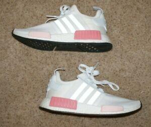 adidas nmd weiß rosa ebay