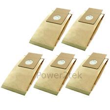 5 x E82, U82 Hoover Bags for Electrolux Boss Stairmaster BOSS Upright B2280 Filt