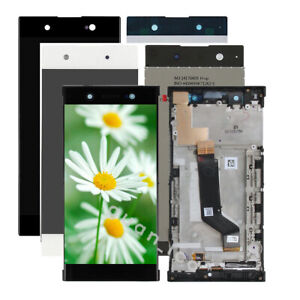 Details about FIX For Sony C7 Xperia XA1 Ultra G3223 G3226LCD Touch Screen  Assembly + Frame