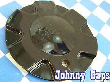 Gazario Wheels Black Custom Wheel Center Caps #JY-562 #S508-52 Center Cap (1)