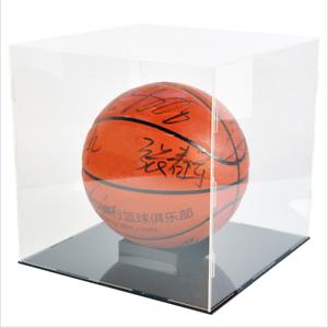 Vitrinen Display Case Box Einzelvitrine für Basketball Fußball Schutz