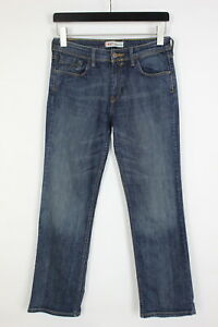 LEVI STRAUSS & CO. 627 STRAIGHT FIT Women's W30 L28 Stretchy Jeans 35700-GS