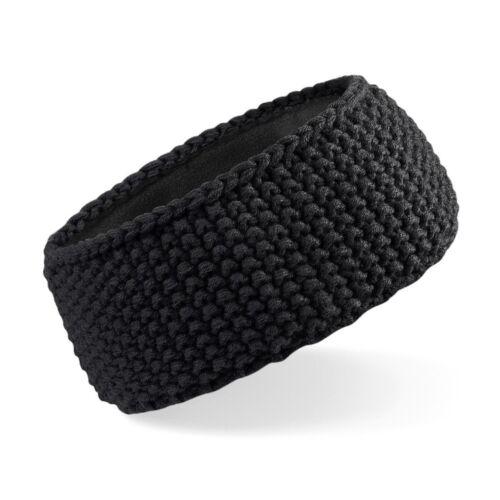 Beechfield Slopeside Waffle Headband