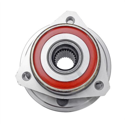 Wheel Hub w//5 Lug Bearing Assembly for Grand Cherokee Comanche  Wagoneer 4WD//2WD