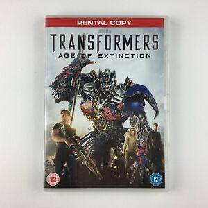 Transformers: Age Of Extinction (DVD, 2014) r