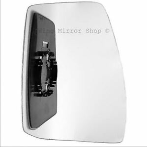 2012-2017 FITS FORD TRANSIT CUSTOM amorcé Miroir Tête Complète N//S LH TRA437