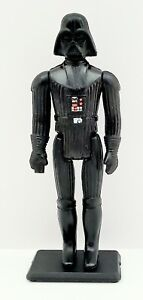 Vintage 1977 Kenner Star Wars Darth Vader Action Figure No Cape No Lightsaber