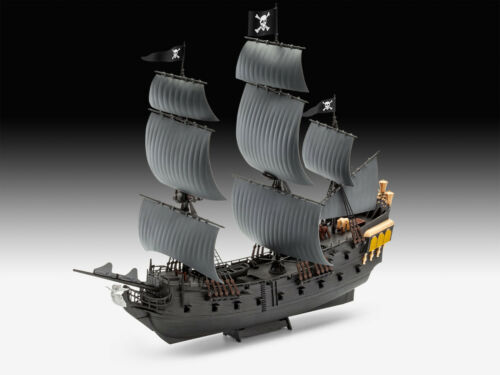 Revell 05499 Black Pearl Bausatz 1:150 easy-click-system