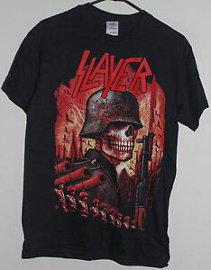 SLAYER-2012-13-WORLD-PAINTED-BLOOD-TOUR-T-SHIRT-SIZE-SMALL