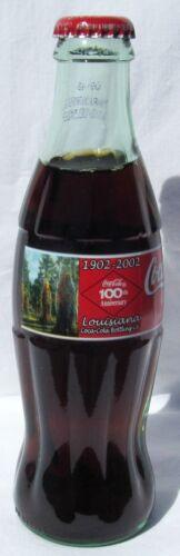 Coca-Cola Louisiana Coca-Cola Bottling Company 100th Anniversary COKE Bottle