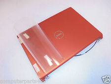 "NEW GENUINE 15.4"" Dell Studio 1535 1536 LCD Lid W/Power Bottom & Hinges N471H"