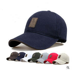 Fashion-Sport-Outdoor-Casquette-De-Baseball-Golf-Snapback-Hip-Hop-chapeau-reglable