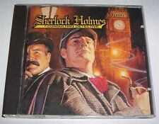 PC DOS: SHERLOCK HOLMES CONSULTING DETECTIVE - 1991