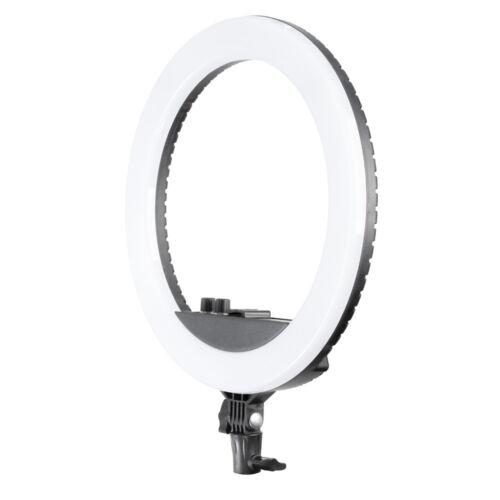 Anillo Bi-Color LED Luz Continua Fotografía De Estudio Iluminación De Maquillaje De Video