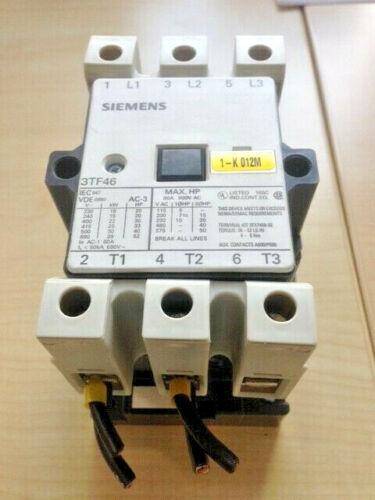 Contactor  3TF46 22-OAL2 Siemens Schütz gebraucht  # 3343