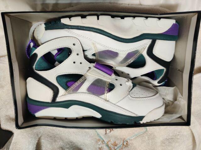 Hierbas Inspiración trabajo duro  Nike Air Trainer Huarache BGS Vintage 1992 Release 153025 130 GS Size 4.5  for sale online | eBay