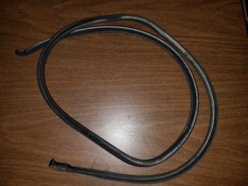 Tappan and Kenmore Dishwasher Door Gasket 154827601