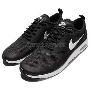 WMNS Nike Air Max Thea [599409-020] NSW Running Black/White