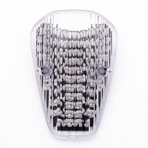 LED Turn Signal Tail Light For Honda VTX1300 VTX1800 Custom 2002-2009 2004 Clear