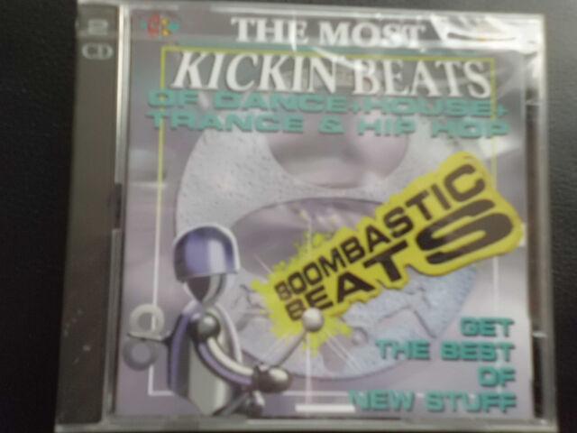 THE  MOST  KICKIN  BEATS of  Dance + House+ Trance 2  CD  SET  2007 ,  NEU & OVP