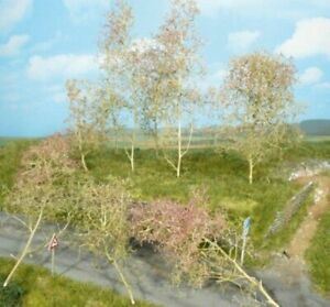 Heki-1370-Baeume-Seemoos-natur-35-Stueck-Fabrikneu