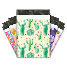 10x13 Designer Poly Mailers Shipping Envelopes Premium Colorful Printed Bags