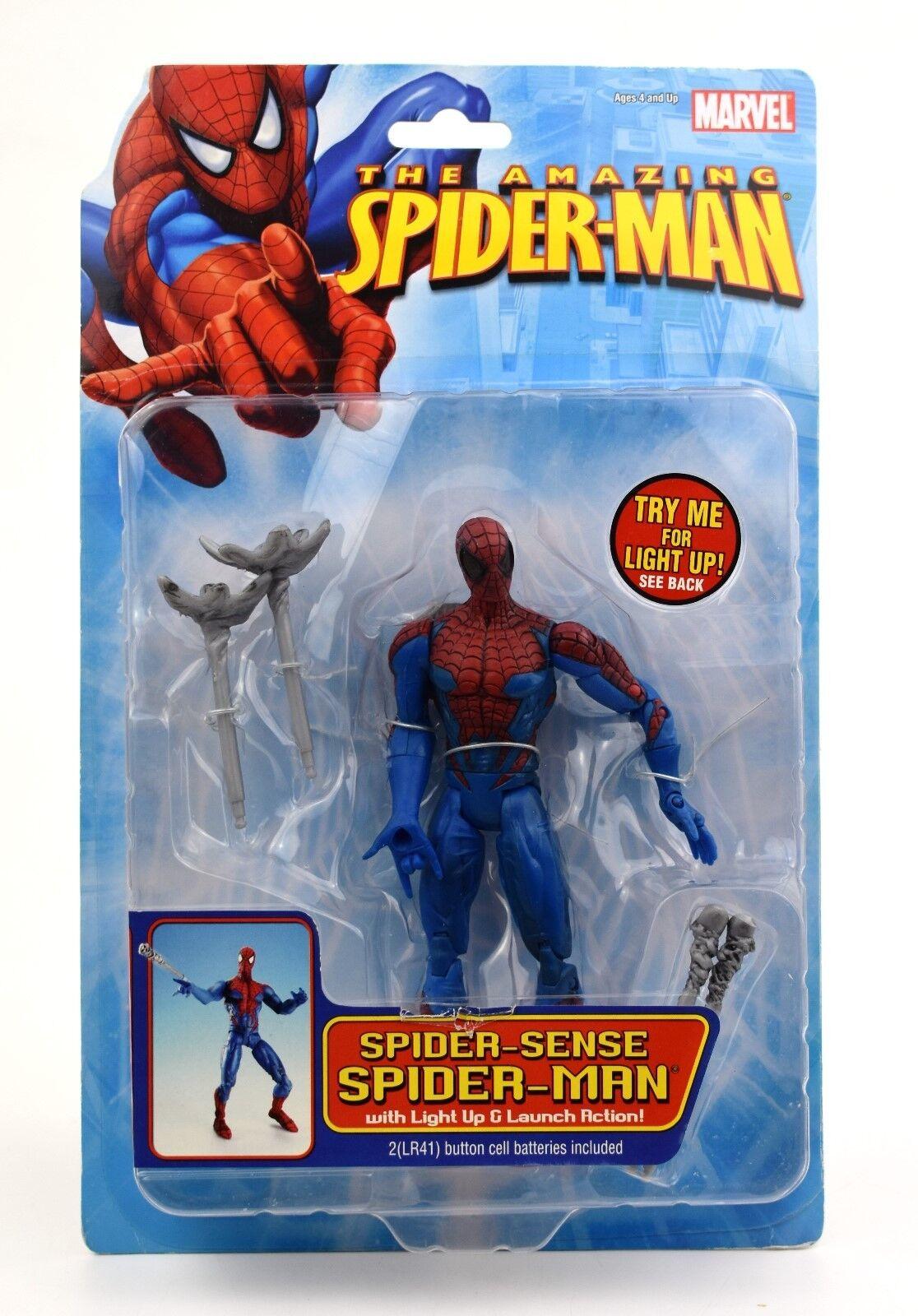 ToyBiz - The Amazing Spider-Man - Spider-Sense Spider-Man Action Figure