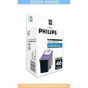 PFA546-PHILIPS-CRYSTAL-600-SERIES-INK-CARTRIDGE-COLOUR