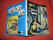 TEX GIGANTE da lire 250 in copertina N°143 a-ORIGINALE 1 edizione AUDACE BONELLI