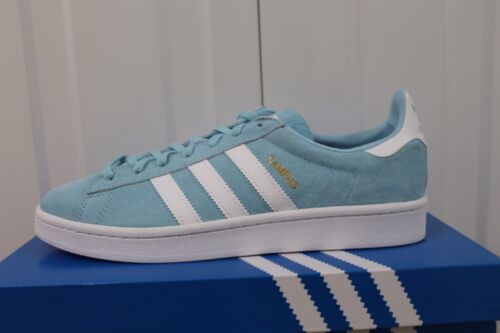 By9844 Running Bnib Women s Campus Blue Trainers 34 Adidas Baby 8wwRtnB0q