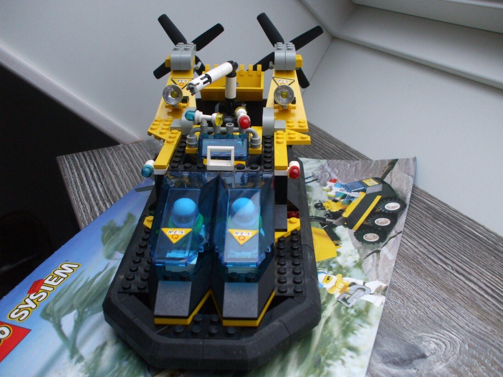 Lego  6473  RES-Q Hoverkraft