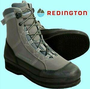 🌟 🌟 Redington Wayfarer II Size 9 Fishing Wading Boots 🌟 🌟