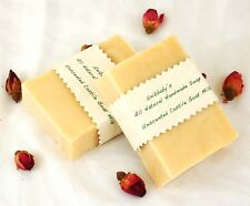 Unikbaby's All Natural Handmade Soap Unscented Goats Milk (buy more save S&H)