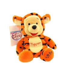 Disney Bean Bag Plush - POOH AS TIGGER (Winnie the Pooh) (8 inch) - Mint w/Tag