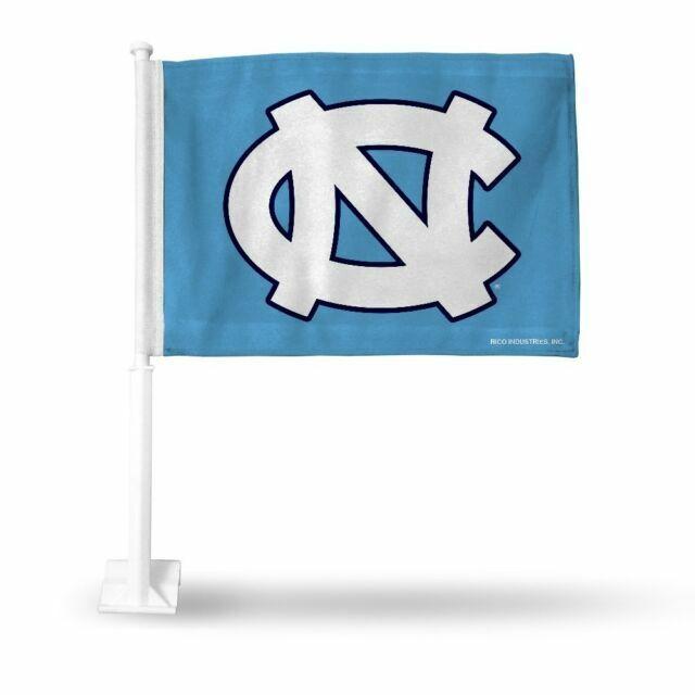 Rico Industries NCAA Unisex-Adult NCAA Car Flag