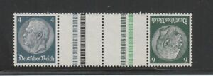 71644-GERMANY-MiNr-KZ36-tete-beche-MINT-LIGHTLY-HINGED
