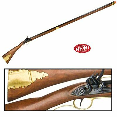 Authentic 1700s Revolutionary War Kentucky Rifle 59