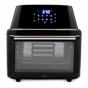 ChefWave-Magma-16-Quart-Air-Fryer-Oven-Rotisserie-Dehydrator-and-Accessories