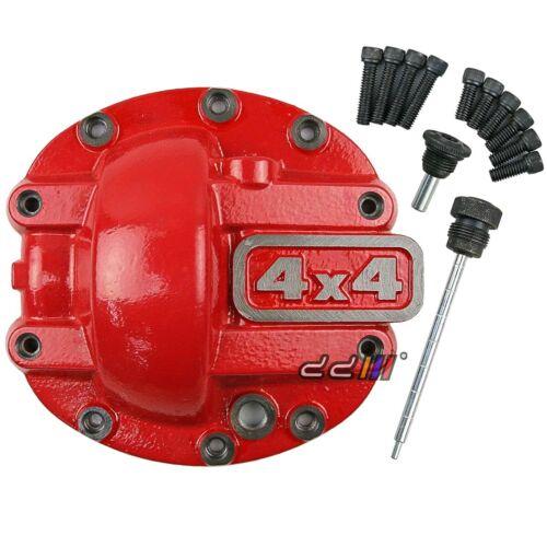 "Dana 30 Heavy High Strength Off Road Differential Cover Fits D30 TJ XJ JK/"""