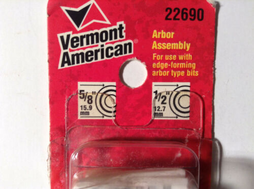 Vermont American 22690 Arbor Assembly Set