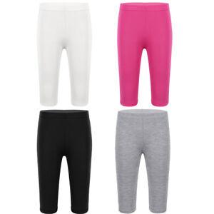 viele Farben und Größen DeDavide Leggings und Radlerhosen für Mädchen