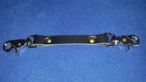 Leather Anti-Sway Strap for use w// Leather Radio Strap