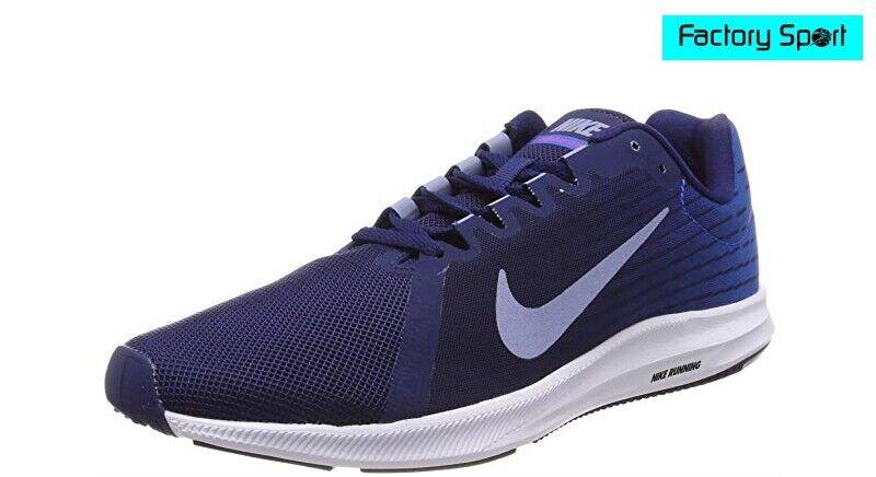 Nike Downshifter 8 azul marino Zapatillas Running Hombre